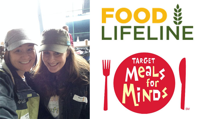 smartdept. inc. Seattle | Food Lifeline | Target Meals for Minds